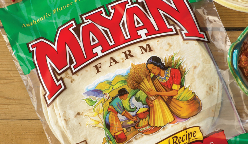 Mayan Farm Identity and Packaging