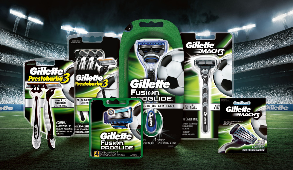 Gillette Global Futbol generic_web test
