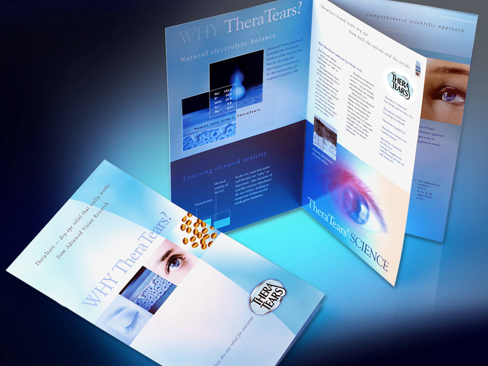 TheraTears Professional Brochure