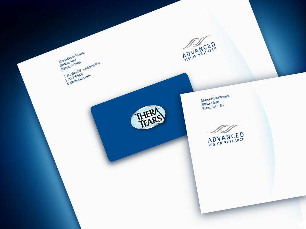 Advanced Vision Research Stationery
